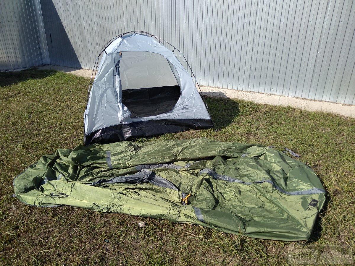 48948 - 3х местная палатка Hannah Fest 3 с тентом (Чехия)