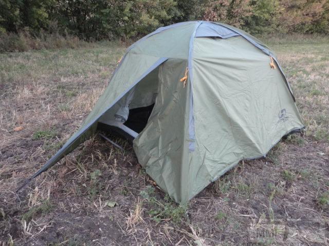 48955 - 3х местная палатка Hannah Fest 3 с тентом (Чехия)