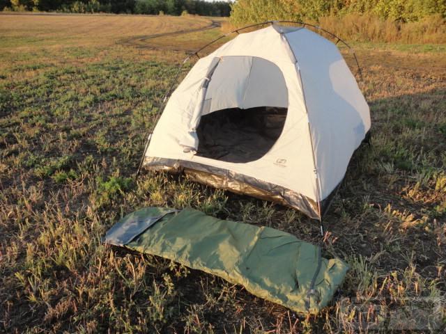 48956 - 3х местная палатка Hannah Fest 3 с тентом (Чехия)