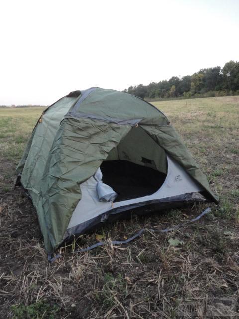 48959 - 3х местная палатка Hannah Fest 3 с тентом (Чехия)