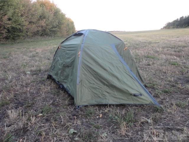 48960 - 3х местная палатка Hannah Fest 3 с тентом (Чехия)