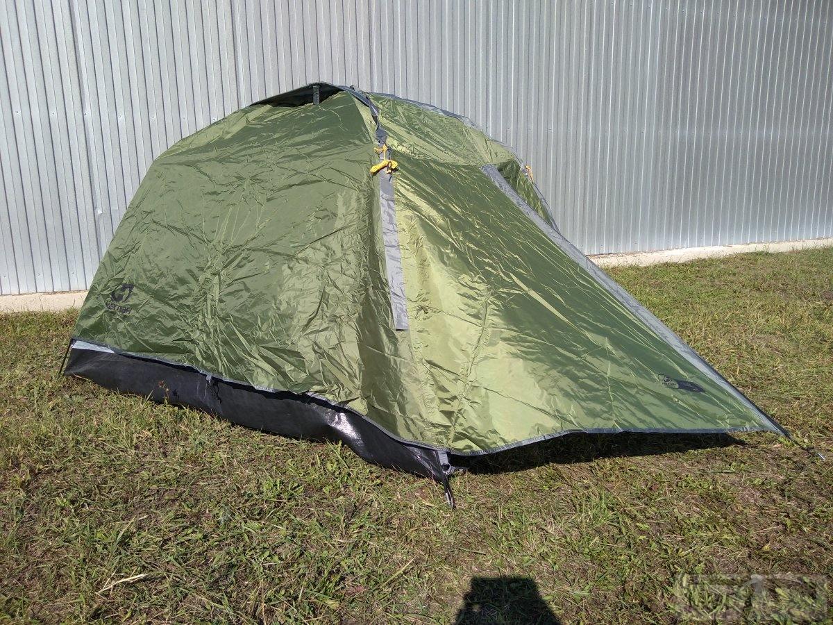 48962 - 3х местная палатка Hannah Fest 3 с тентом (Чехия)