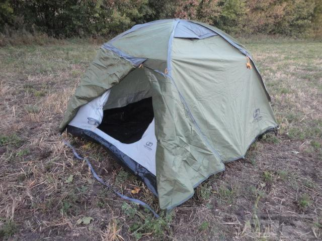 48970 - 3х местная палатка Hannah Fest 3 с тентом (Чехия)