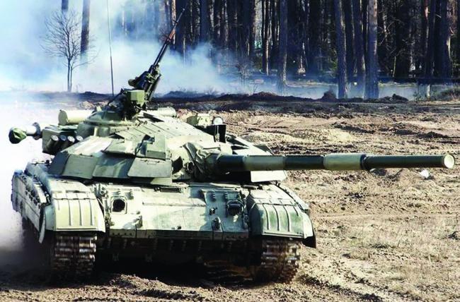 4903 - Современные танки