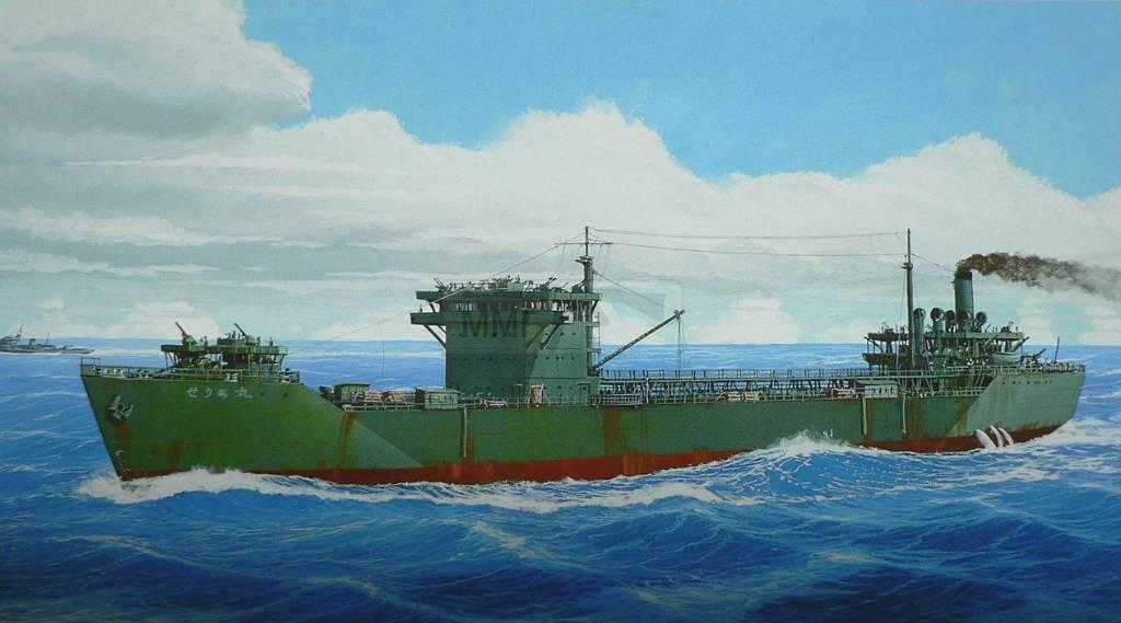 491 - Японский Императорский Флот