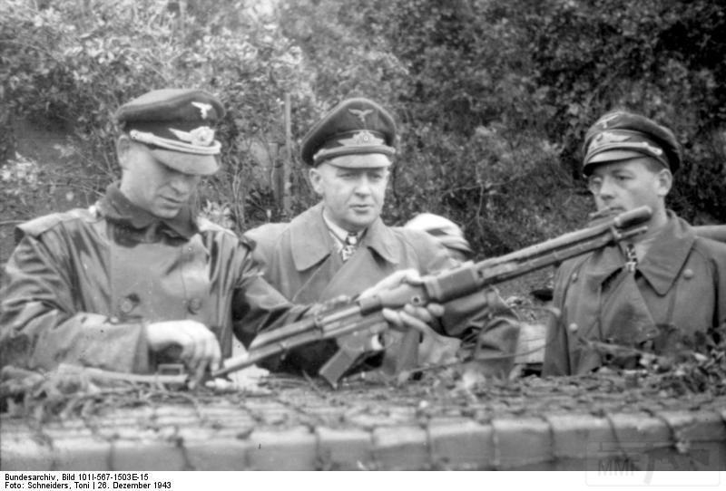 4957 - Fallschirmjägergewehr 42