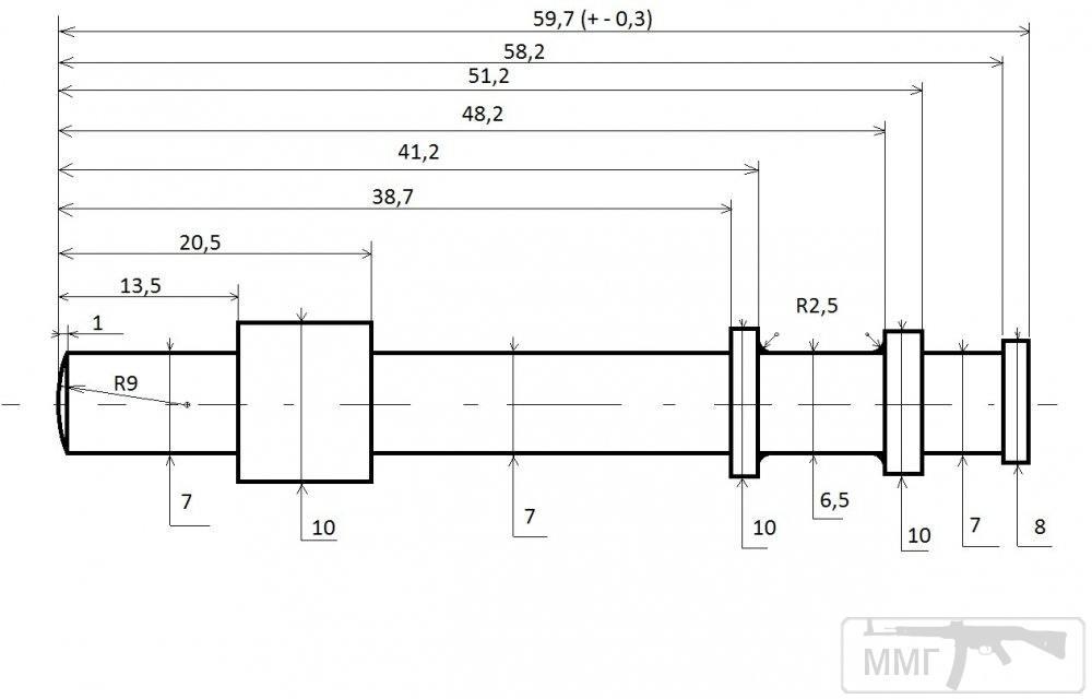49659 - Реставрация и ремонт mg-34