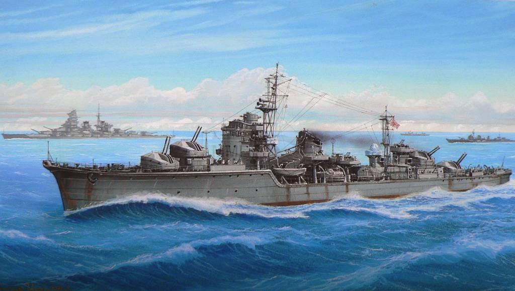 497 - Японский Императорский Флот
