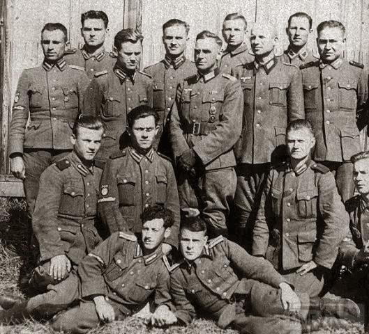 50028 - Локотская республика - русский коллаборационизм WW2