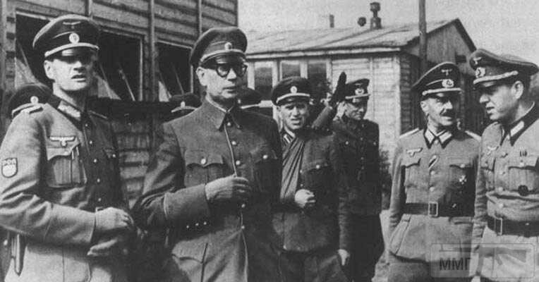 50035 - Локотская республика - русский коллаборационизм WW2