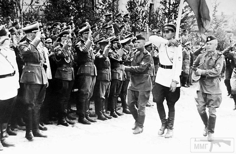 50036 - Локотская республика - русский коллаборационизм WW2