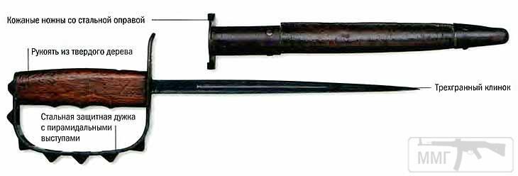 50167 - Боевые ножи ближнего боя.