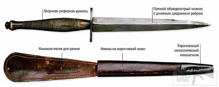 50201 - Боевые ножи ближнего боя.