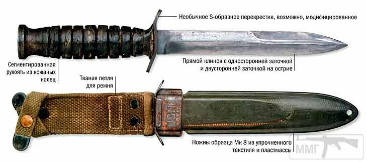 50208 - Боевые ножи ближнего боя.