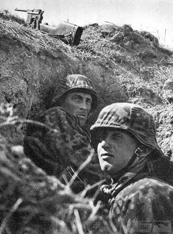 50371 - Военное фото 1939-1945 г.г. Западный фронт и Африка.