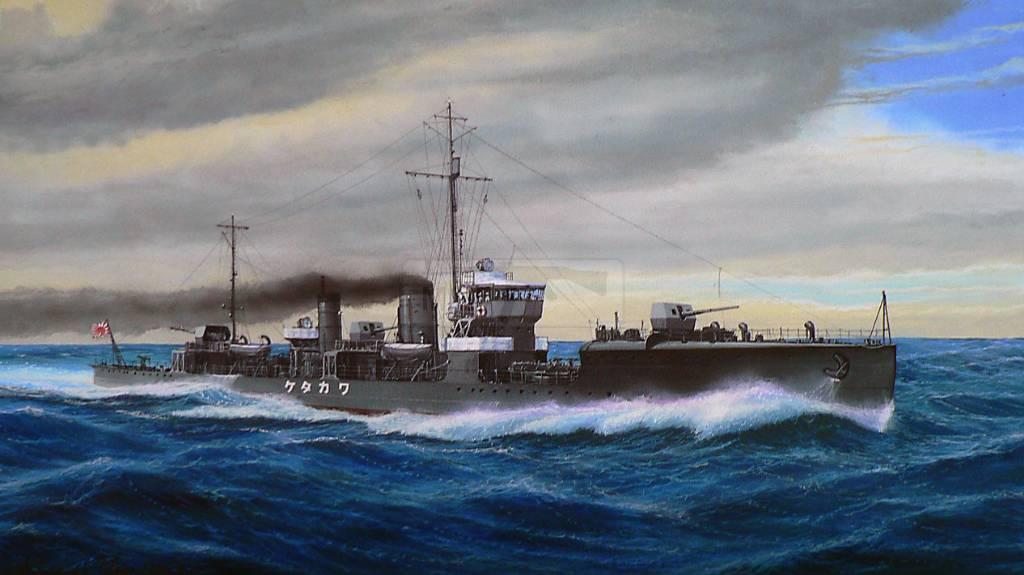 505 - Японский Императорский Флот