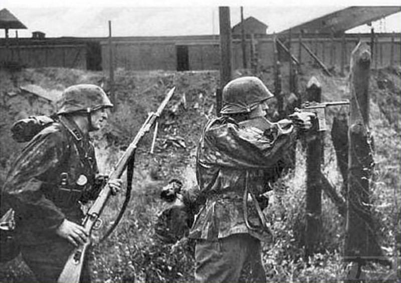 50739 - Военное фото 1939-1945 г.г. Западный фронт и Африка.