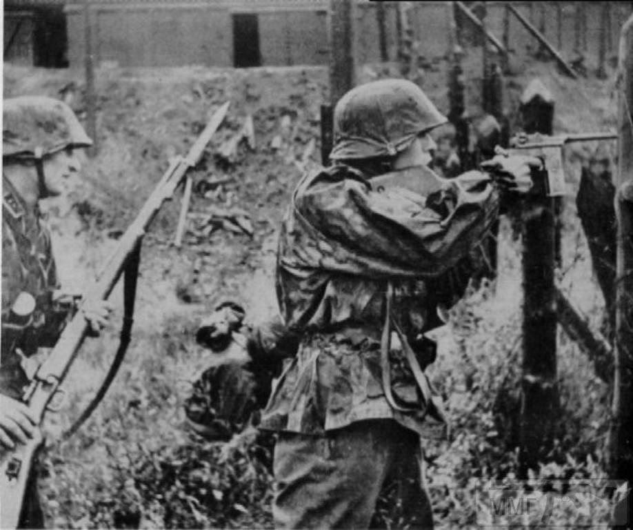 50740 - Военное фото 1939-1945 г.г. Западный фронт и Африка.