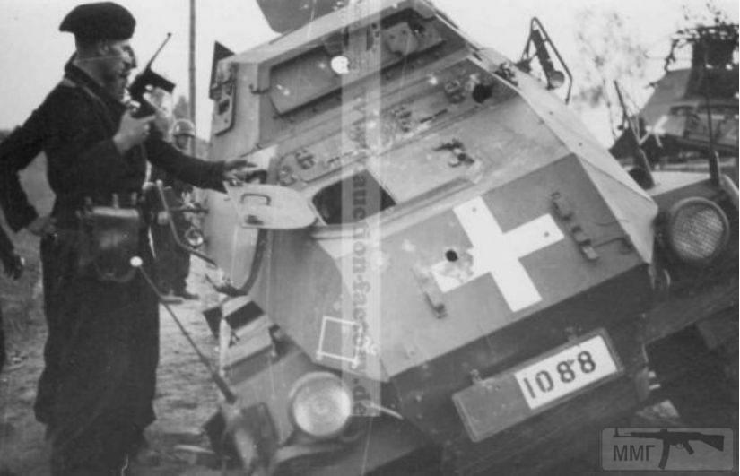 50741 - Военное фото 1939-1945 г.г. Западный фронт и Африка.