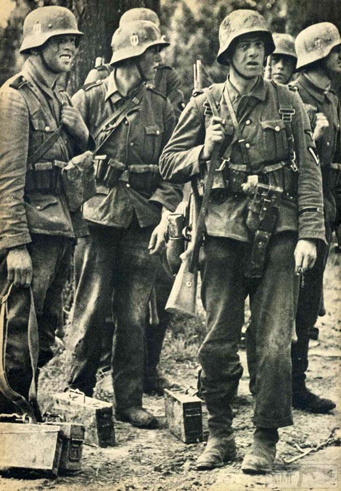 50742 - Военное фото 1939-1945 г.г. Западный фронт и Африка.