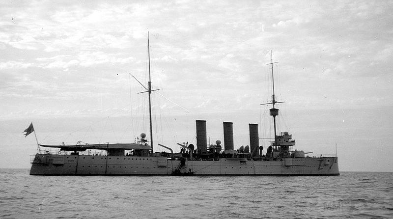 5084 - Флоты малых стран Балтики