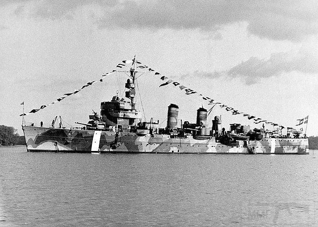 5085 - Флоты малых стран Балтики