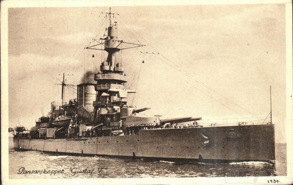 5091 - HSwMS Gustav V