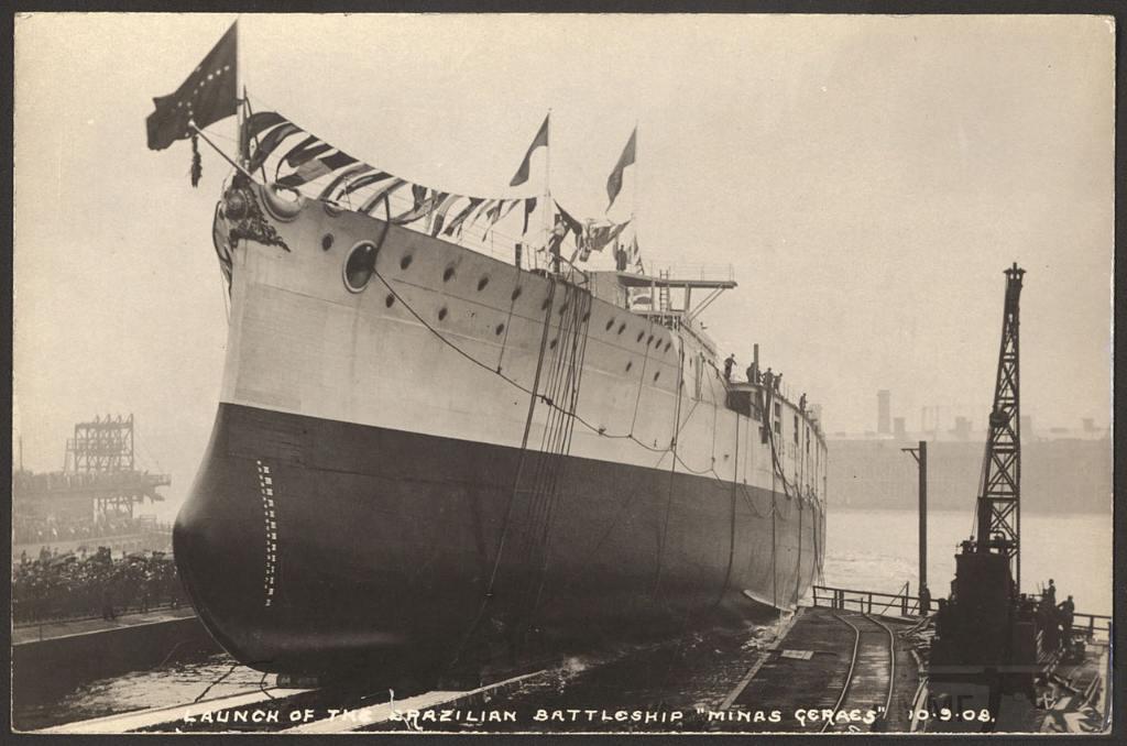 5093 - Флоты стран Южной Америки