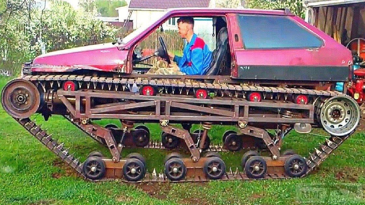 51015 - Колхозный тюнинг - суровый и беспощадный!