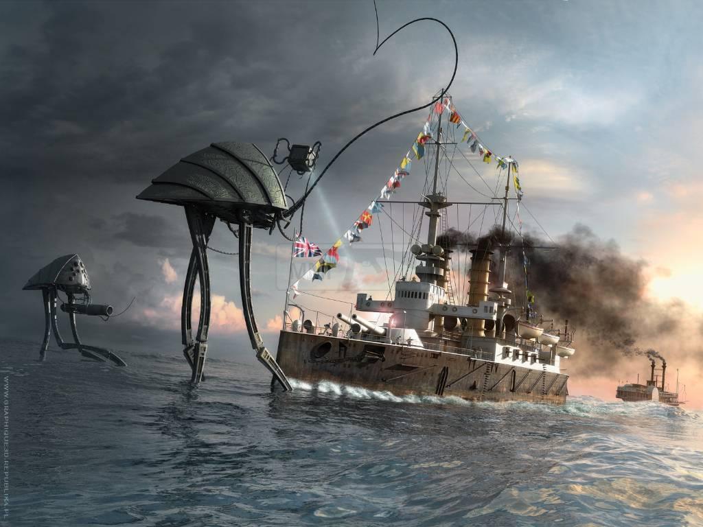 511 - Броненосцы, дредноуты, линкоры и крейсера Британии
