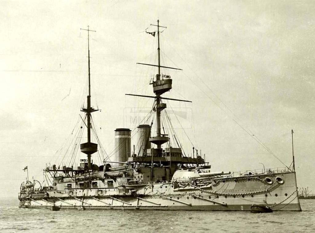 512 - Броненосцы, дредноуты, линкоры и крейсера Британии