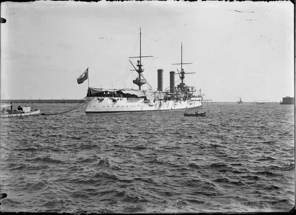 5128 - Chilean cruiser Ministro Zenteno