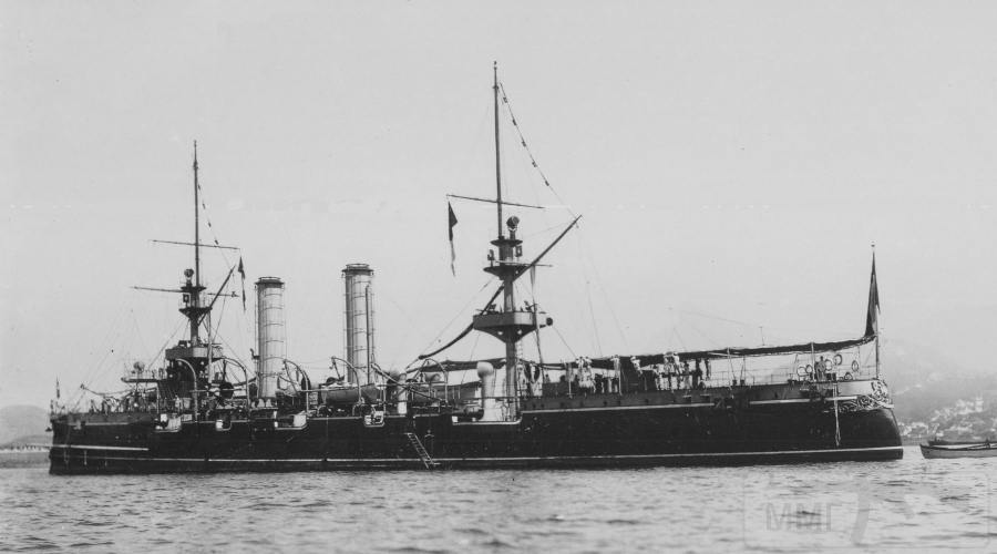 5129 - Chilean cruiser Ministro Zenteno