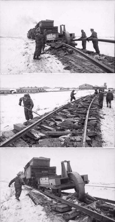 5151 - Путевые разрушители Второй мировой войны.