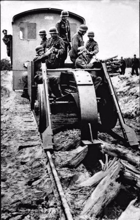 5152 - Путевые разрушители Второй мировой войны.