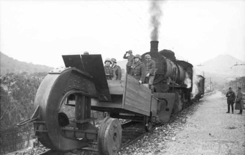 5153 - Путевые разрушители Второй мировой войны.