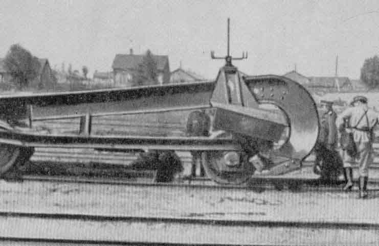 5155 - Путевые разрушители Второй мировой войны.
