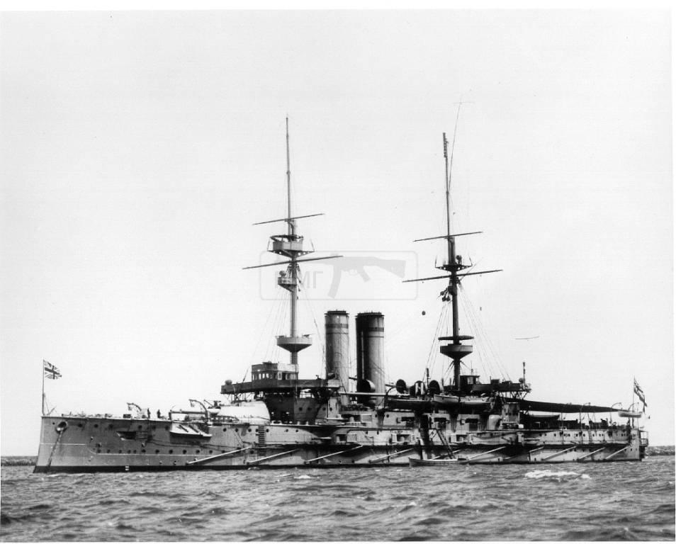 516 - Броненосцы, дредноуты, линкоры и крейсера Британии