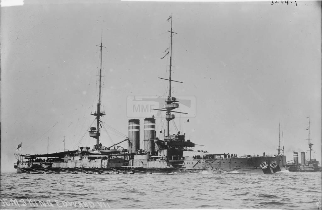 517 - Броненосцы, дредноуты, линкоры и крейсера Британии