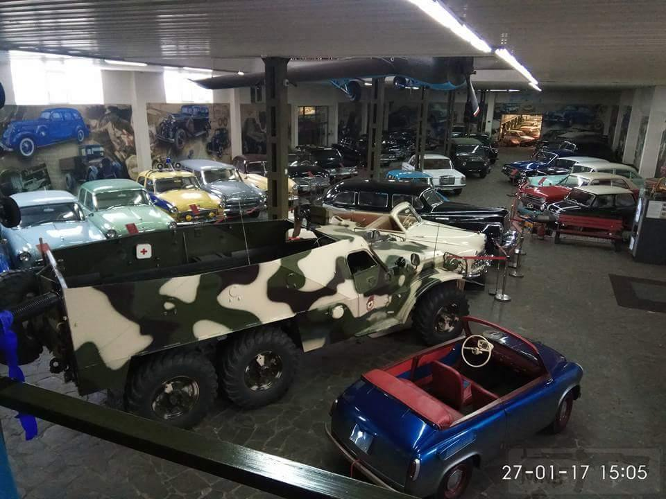 5172 - Музей техники Фаэтон в г. Запорожье