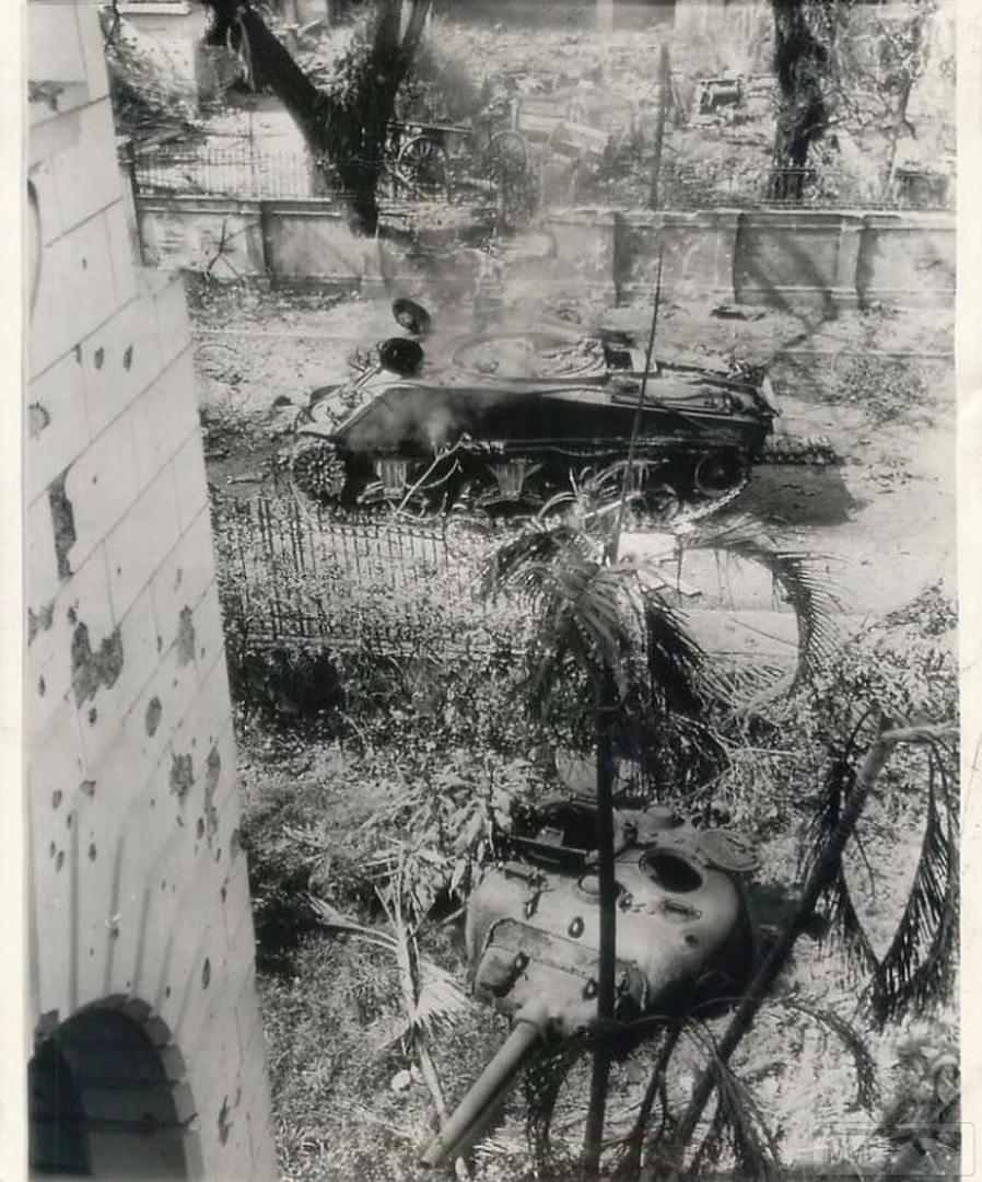 51721 - Военное фото 1941-1945 г.г. Тихий океан.