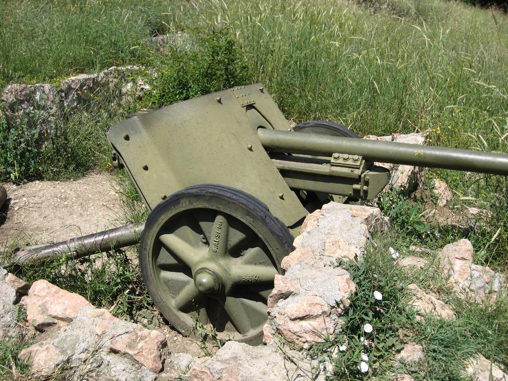 5177 - Немецкая артиллерия Севастополь 2011