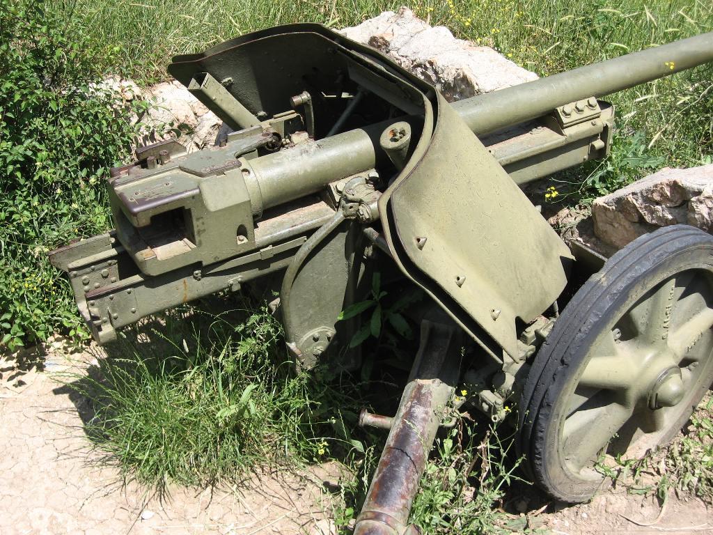 5178 - Немецкая артиллерия Севастополь 2011