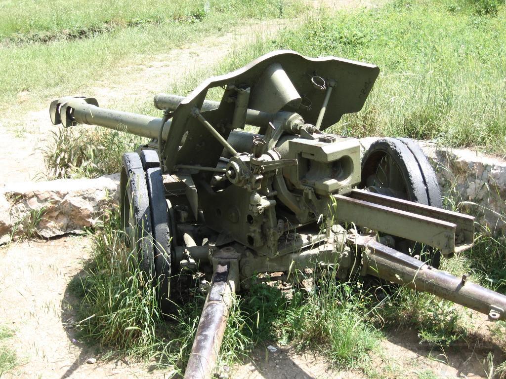 5180 - Немецкая артиллерия Севастополь 2011