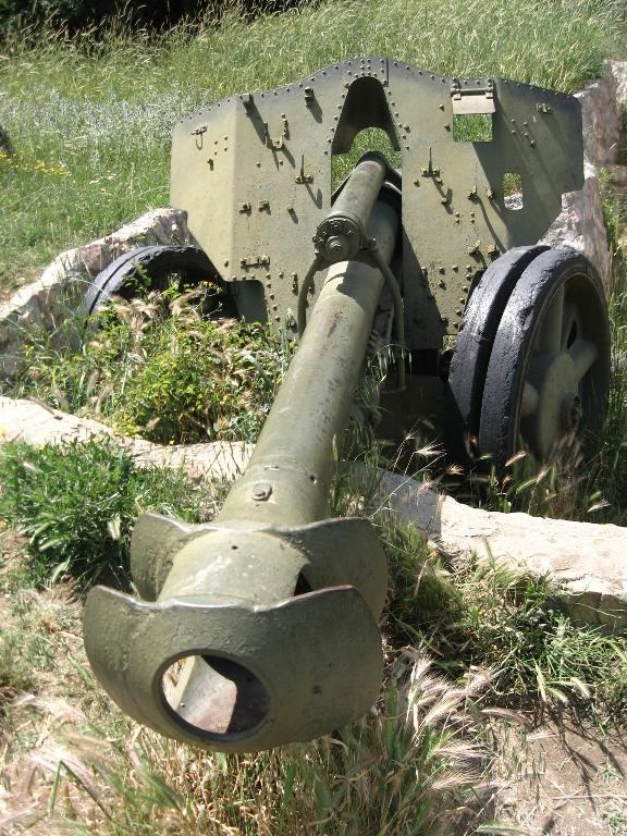 5181 - Немецкая артиллерия Севастополь 2011