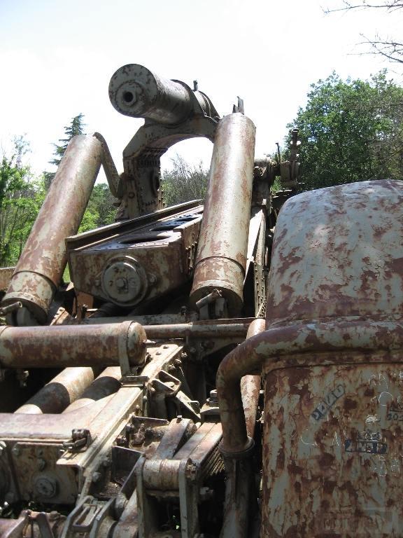 5186 - Немецкая артиллерия Севастополь 2011