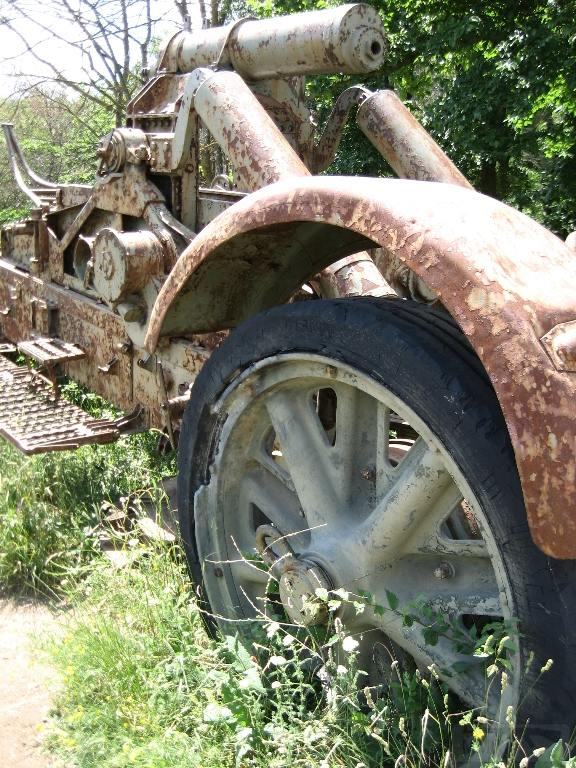 5187 - Немецкая артиллерия Севастополь 2011