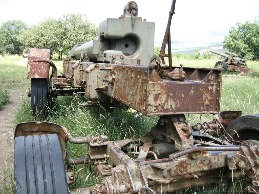 5189 - Немецкая артиллерия Севастополь 2011