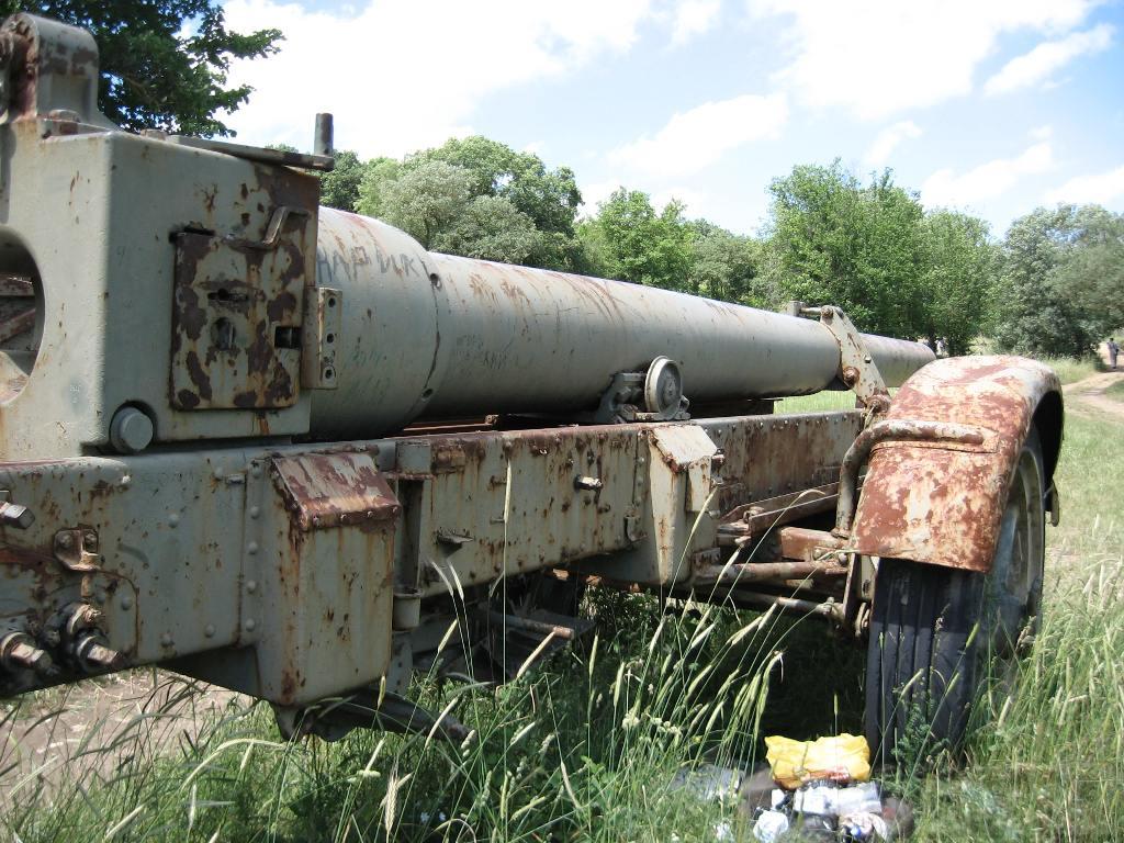 5191 - Немецкая артиллерия Севастополь 2011