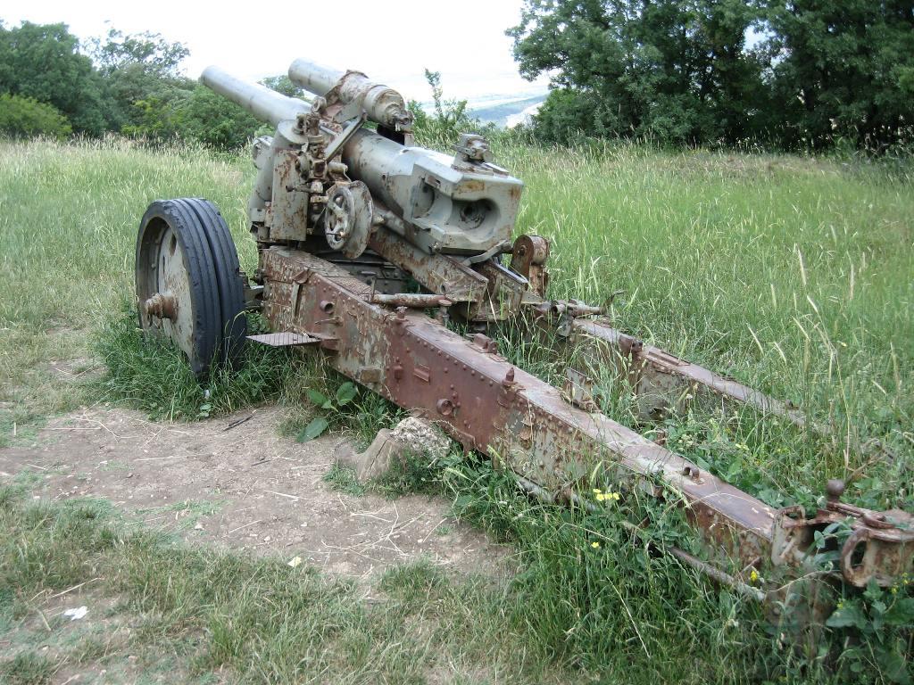 5193 - Немецкая артиллерия Севастополь 2011